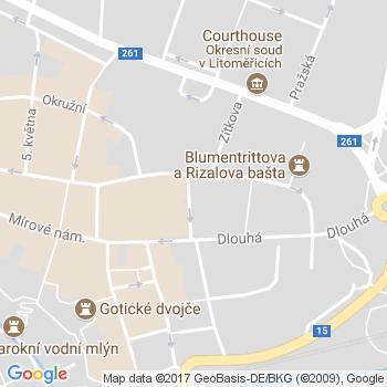 Kávovna Litoměřice - adresa