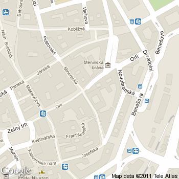 Klášterní kavárna - adresa