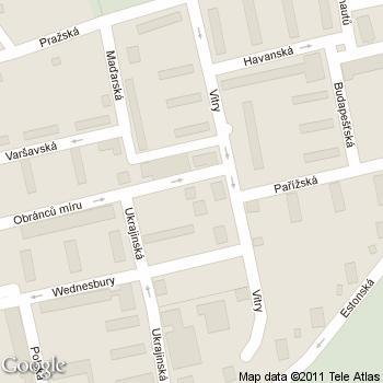 Klubko kavárna - adresa