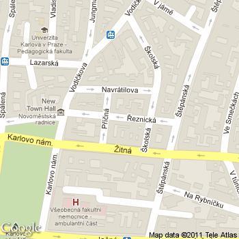 Kolíbka kavárna-čajovna - adresa
