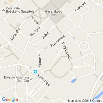 Loutková Kavárna - adresa