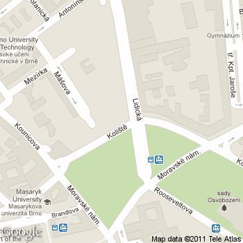 Museum kavárna, vinárna, restaurace - adresa