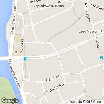 Národní kavárna - adresa
