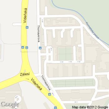 Naše kavárna - adresa