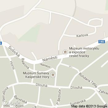 Nebespán café & apartments - adresa