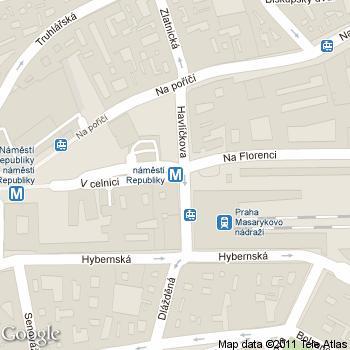 Obecní dům kavárna - adresa