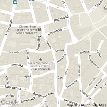 Puškin café - adresa