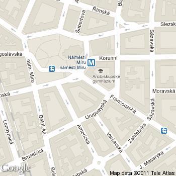 Retro kavárna-bar - adresa