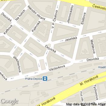 Ryvol Café - adresa