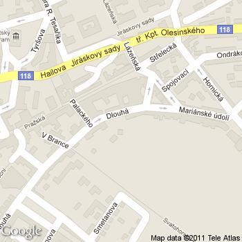 Schody kavárna - adresa