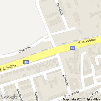 Segafredo kavárna - adresa