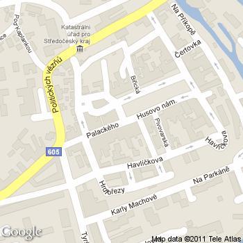Slavie kavárna - adresa