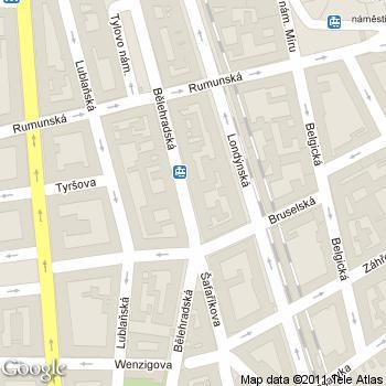 Souterrain kavárna - adresa