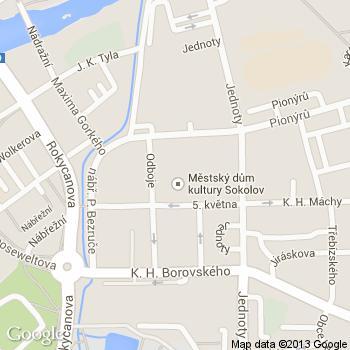 Kavárna Štístko - adresa