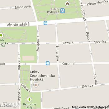 Sudička kavárna - adresa