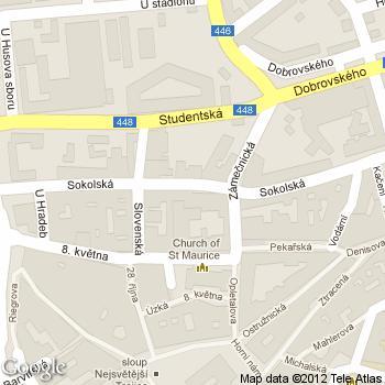 Té & Café Kratochvíle - adresa