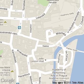 U mostecké věže cukrárna-kavárna - adresa