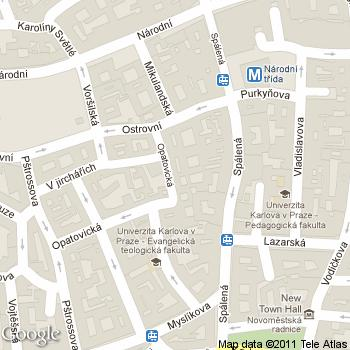 Velryba kavárna - adresa