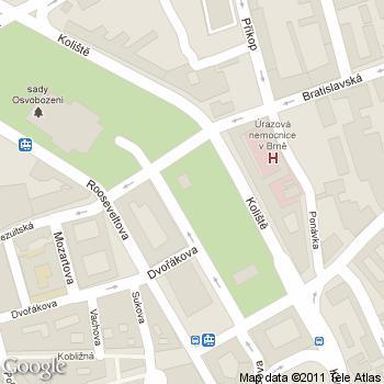 Zemanova kavárna - adresa